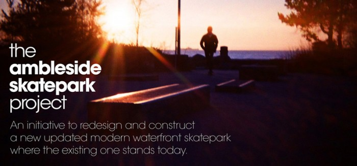 Ambleside Skatepark Workshop Tonight!