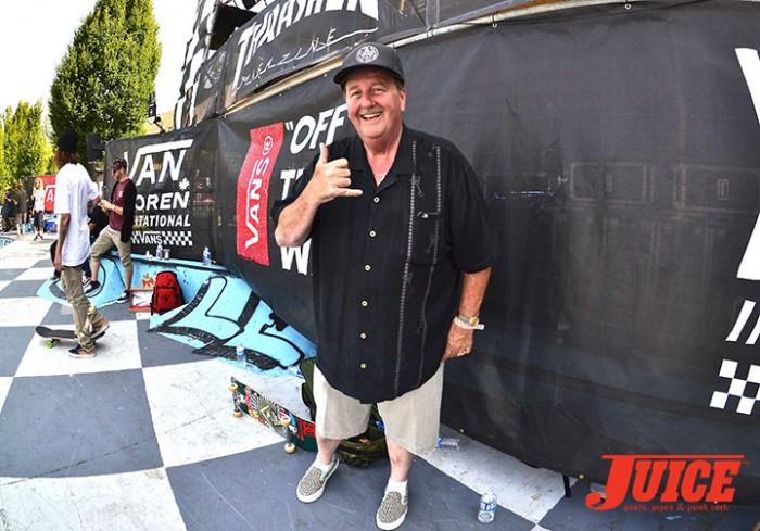 Steve Van Doren Juice TV Interview   Juice Magazine