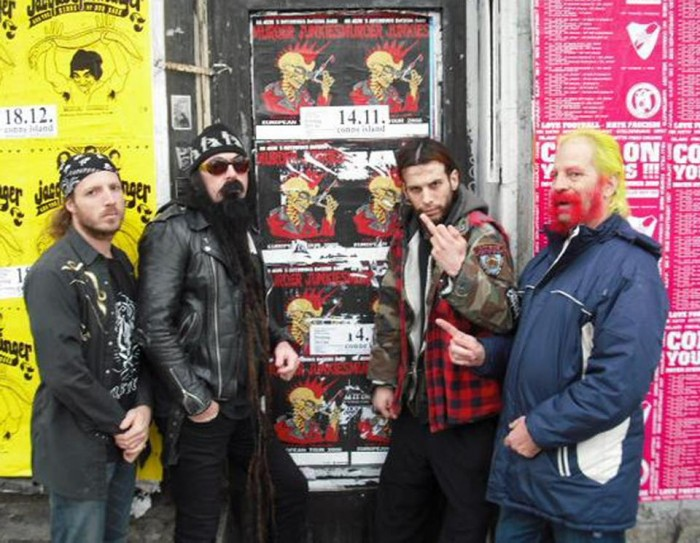 The Murder Junkies & The Mentors