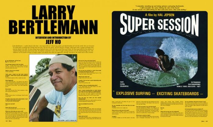 LARRY BERTLEMANN
