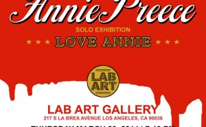 Annie Preece Solo Exhibition