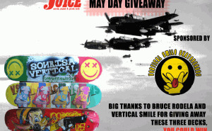 Vertical Smile May Day Giveaway