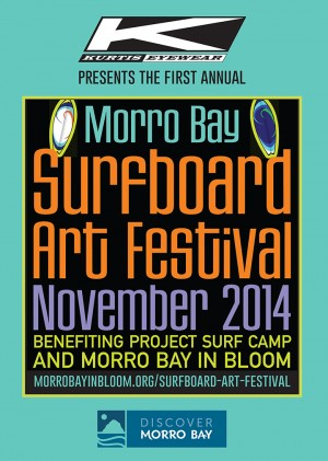 Morro Bay Surfboard Art Festival