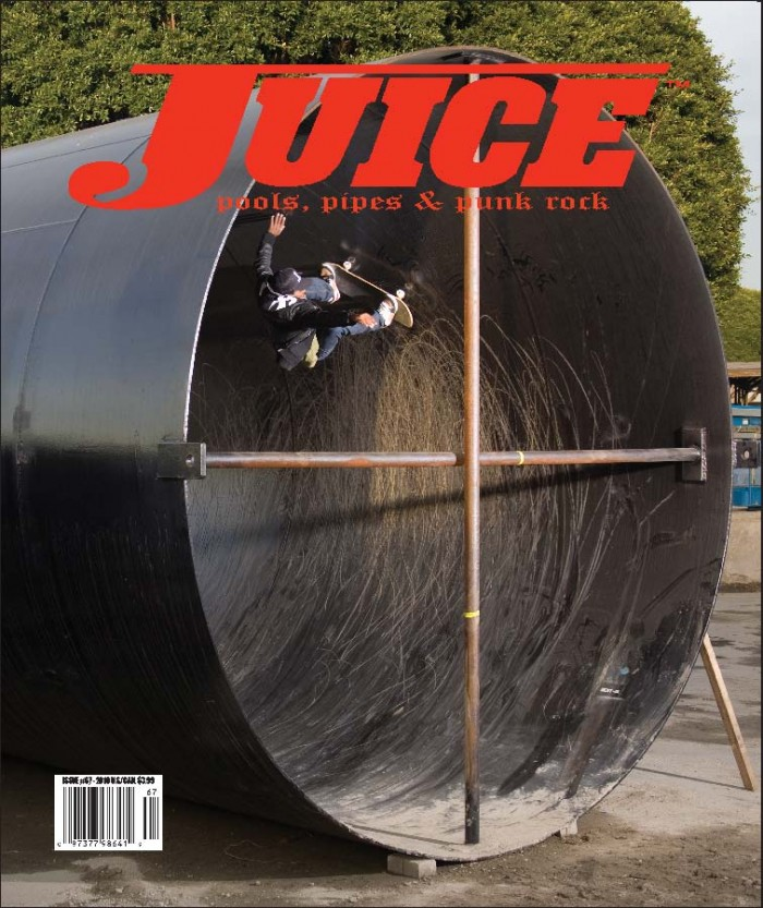 JUICE MAGAZINE 67 TUMA