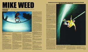 MIKE WEED