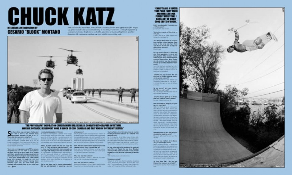 Chuck Katz