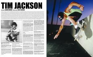 TIM JACKSON