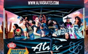Alva Skate at Van Warped Tour