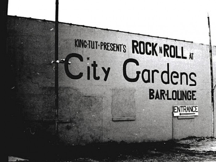 No Slam Dancing: An Oral History of City Gardens
