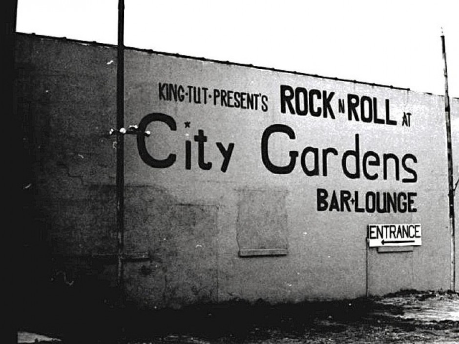 No Slam Dancing: An Oral History of City Gardens