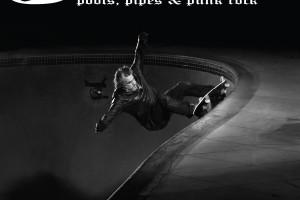 JUICE MAGAZINE #71 FEATURES STEVE OLSON ON THE COVER. PHOTO BY ARTO SAARI.
