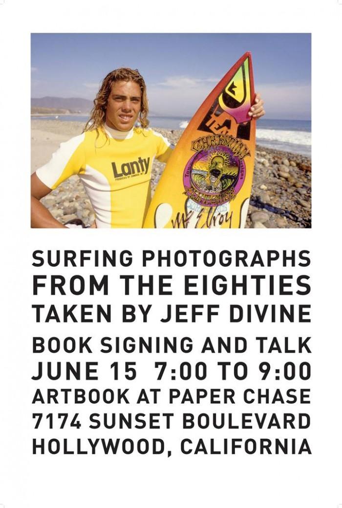 Christian Fletcher in Surfing Photographs Taken by Jeff Divine