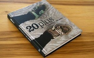 Veteran Photographer Jody Morris' first book; 20 Plus
