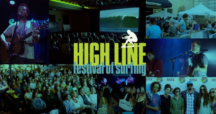 The Highline Festival of Surfing 2014