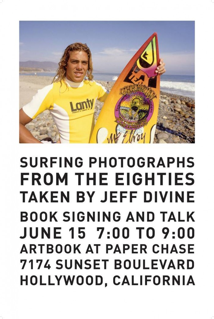 Christian Fletcher in Surfing Photographs Taken by Jeff Divine