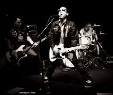 Jonny Manak And The Depressives. Photo by Amy Lynden