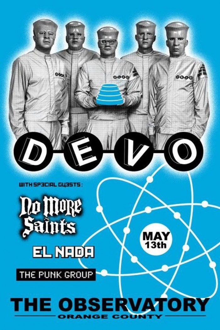 Devo at the Observatory