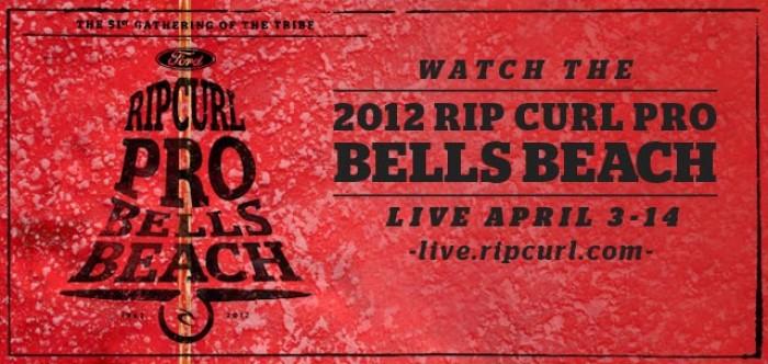 2012 Rip Curl Pro Bells