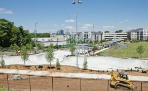 First Skatepark in Atlanta