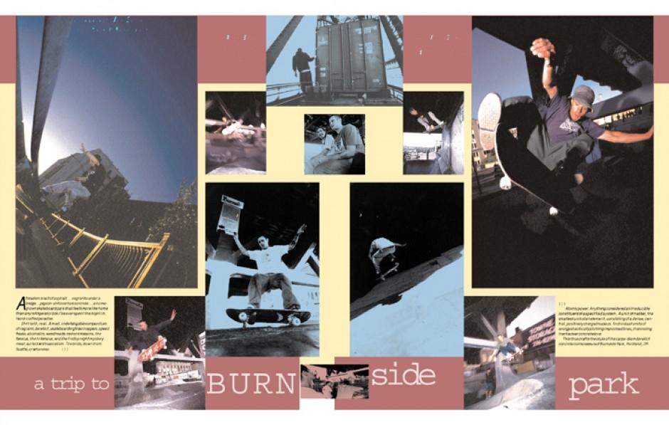 BURNSIDE 1997 PHOTOS BY J GARRETT