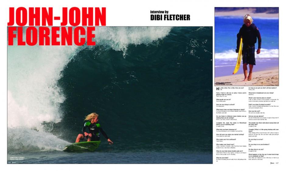 JOHN JOHN FLORENCE