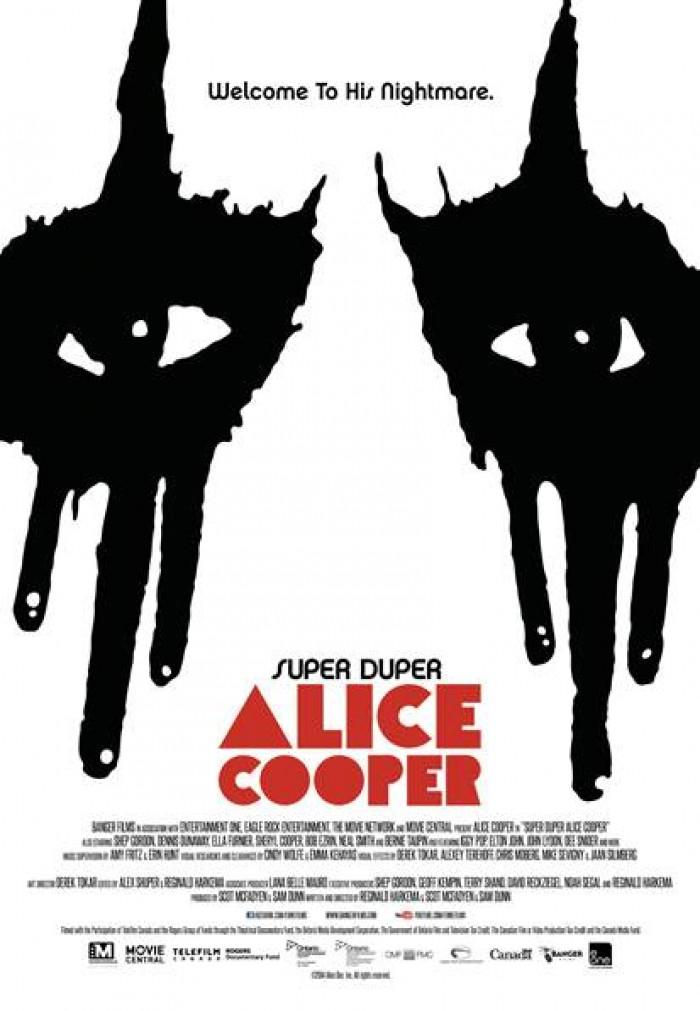 """SUPER DUPER ALICE COOPER"""