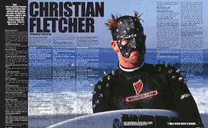 CHRISTIAN FLETCHER