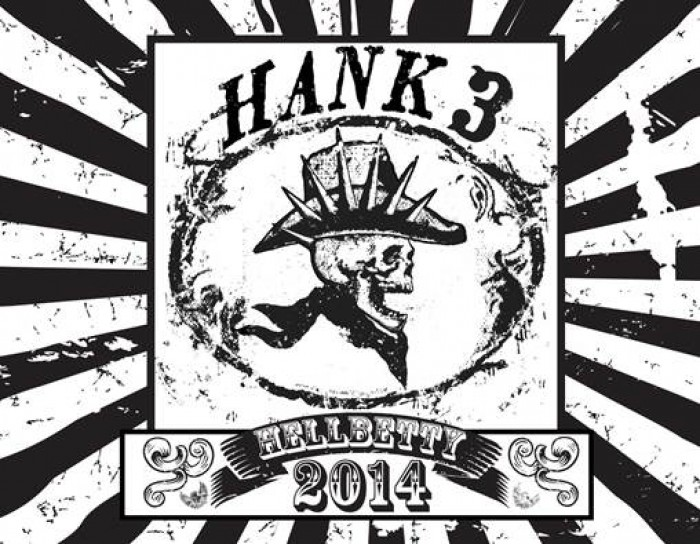 Hank3's 2014