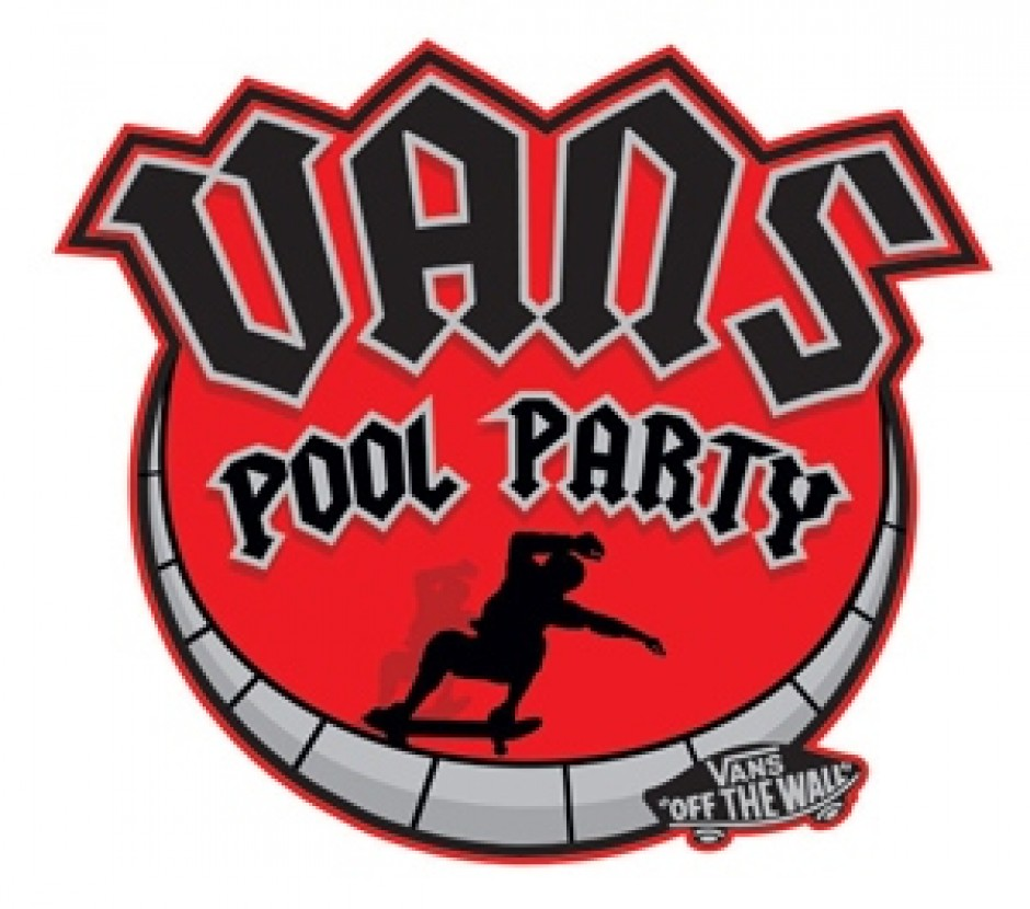 10th Annual Vans Pool Party