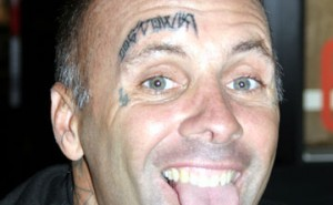 Jay Adams new Dogtown tattoo. Photo: Dan Levy