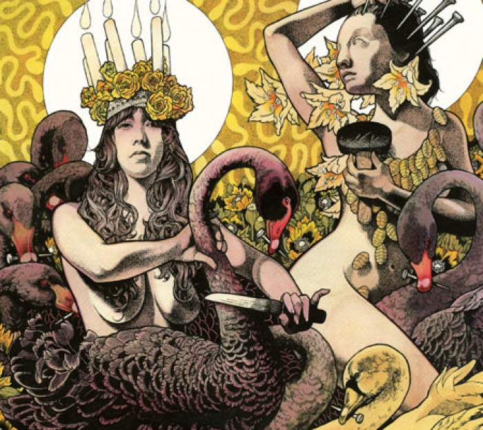 Baroness - Yellow and Green