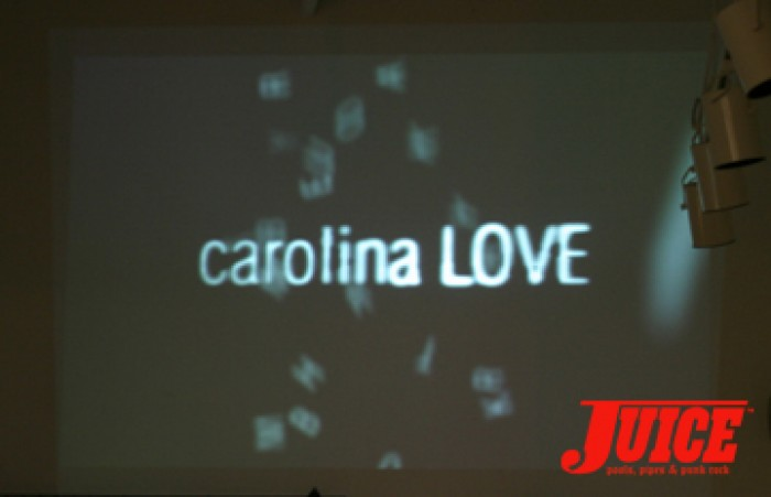 Carolina Love. Photo: Dan Levy