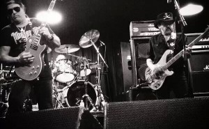 SLASH Performing Select Tracks with MOTÖRHEAD