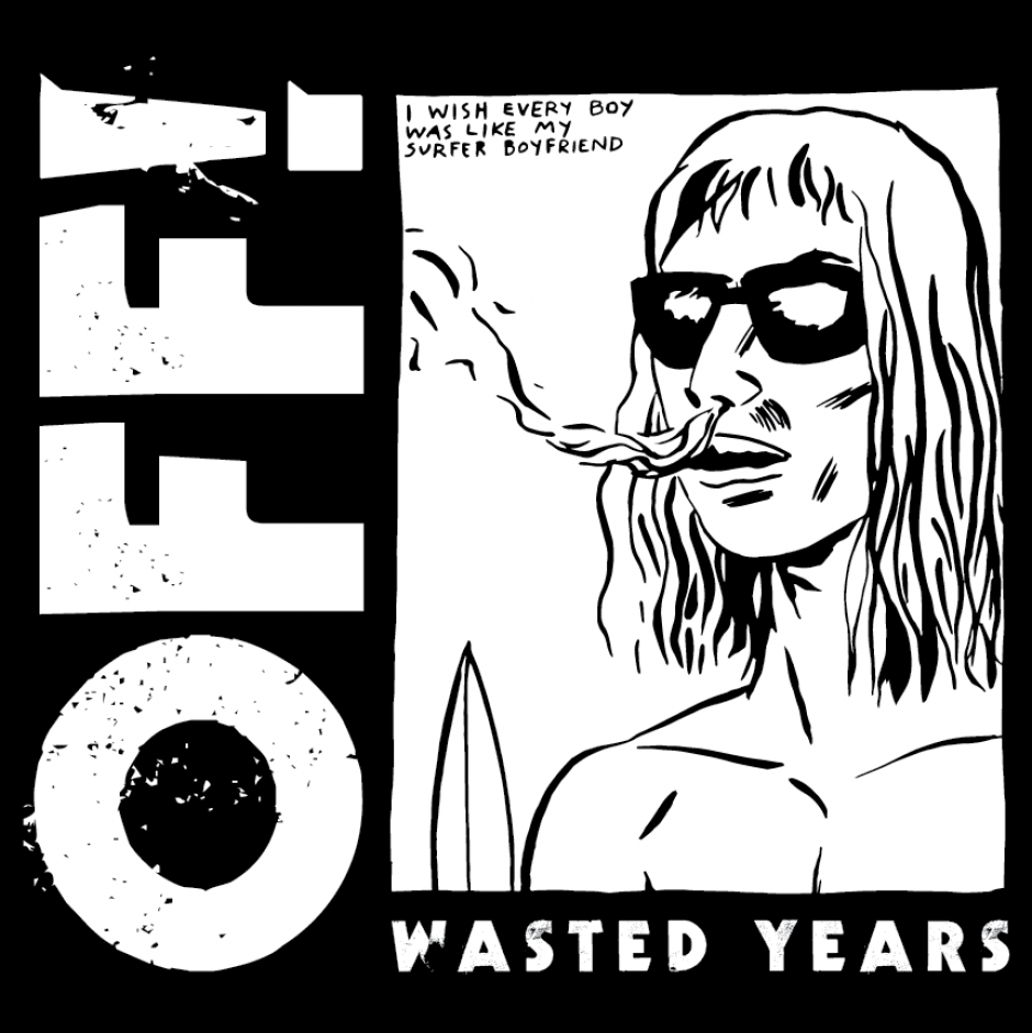 OFF! Announce Release of New Full-Length Album in April