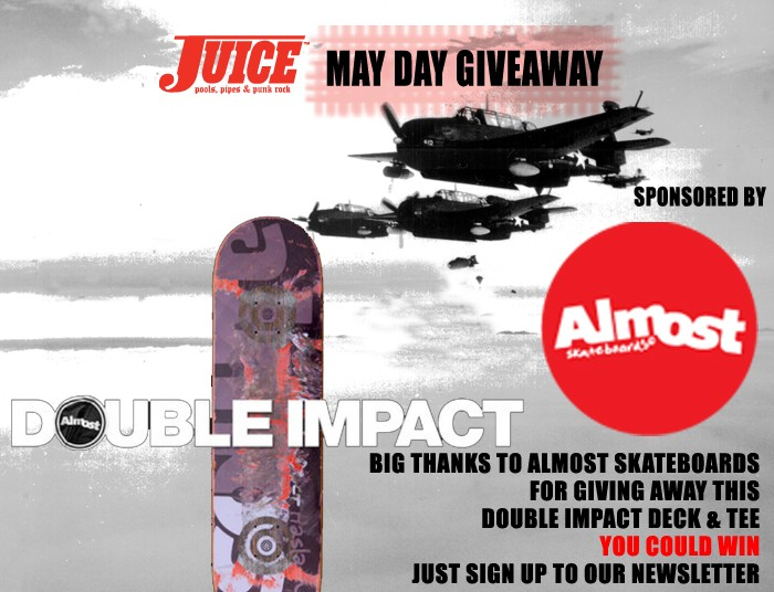 Almost Skateboards Giveaway
