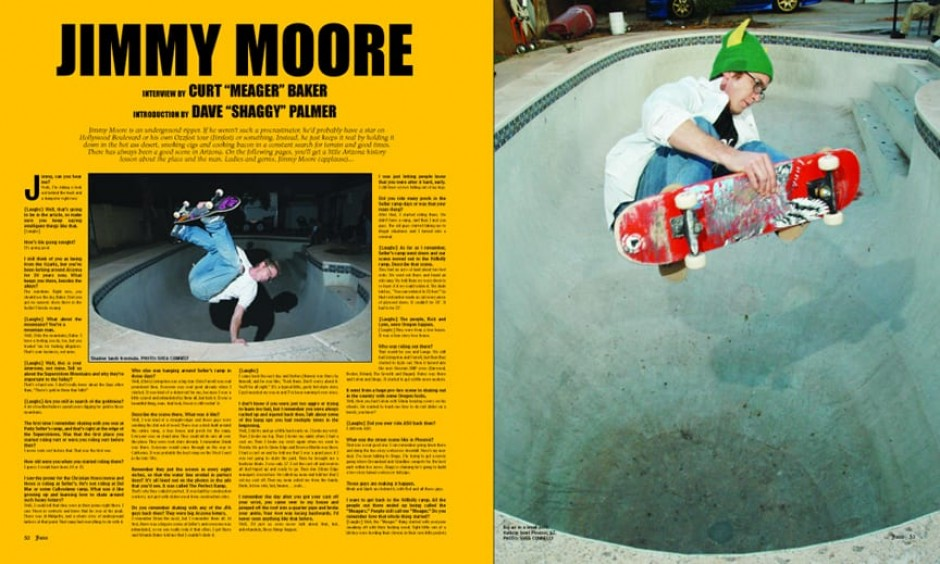 JIMMY MOORE