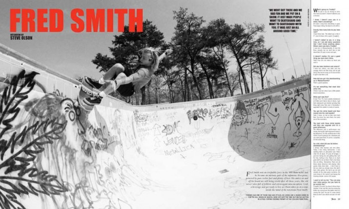 FRED SMITH