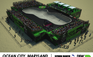 Dew Tour Bowl Contest