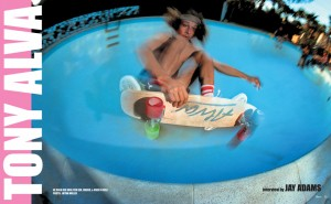 TONY ALVA photo by Wynn Miller