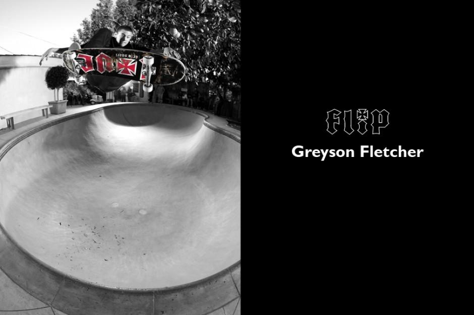 Flip Skateboards Welcome Greyson Fletcher | Photo : ArtoFoto