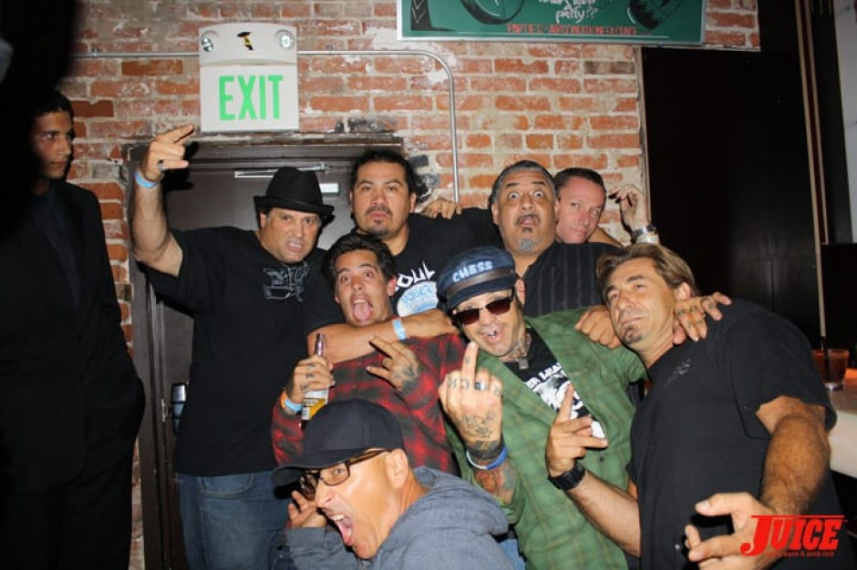 Dave Duncan, Christian Fletcher, Block, Louiche Mayorga, Christian Fletcher, Duane Peters, Eddie Reategui, Ray Flores