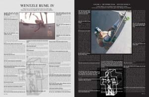 DOGTOWN CHRONICLES: WENTZLE RUML IV
