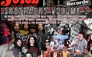 Juice Magazine SK8TRACKS Volume 3