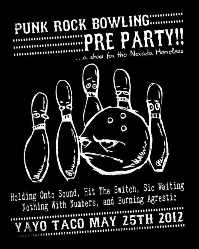 Punk Rock Bowling Pre-Party