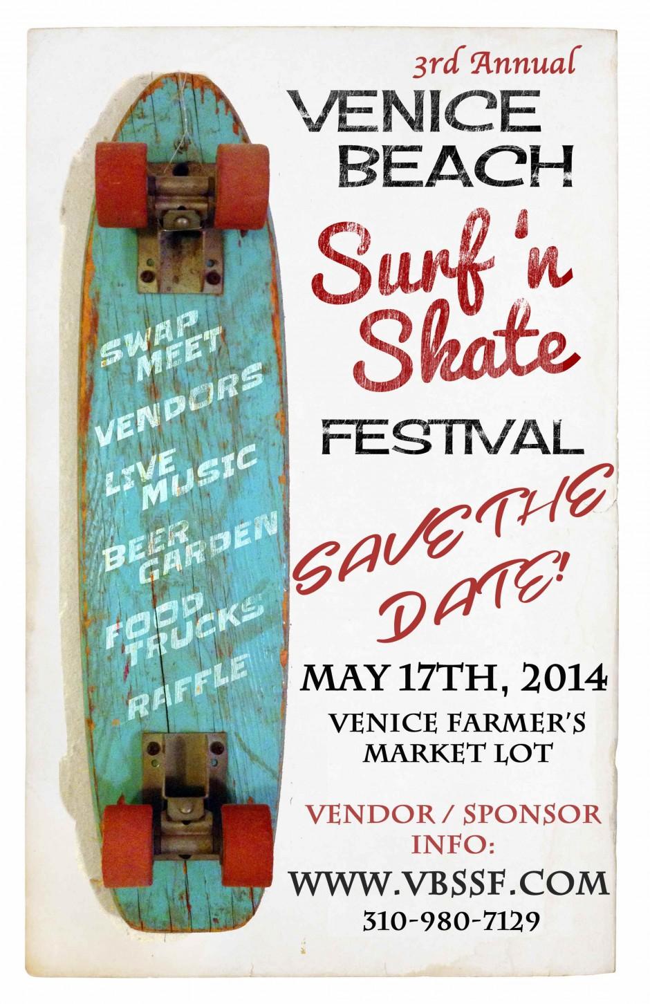 Venice Beach Surf & Skate Fest