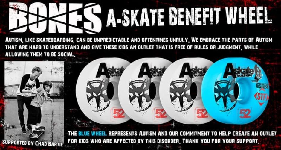 A Skate Benefit