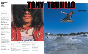 TONY TRUJILLO