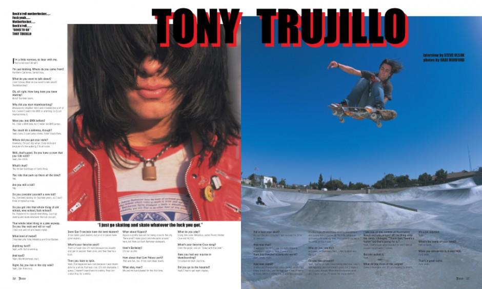 TONY TRUJILLO