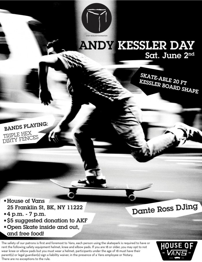 Andy Kessler Day