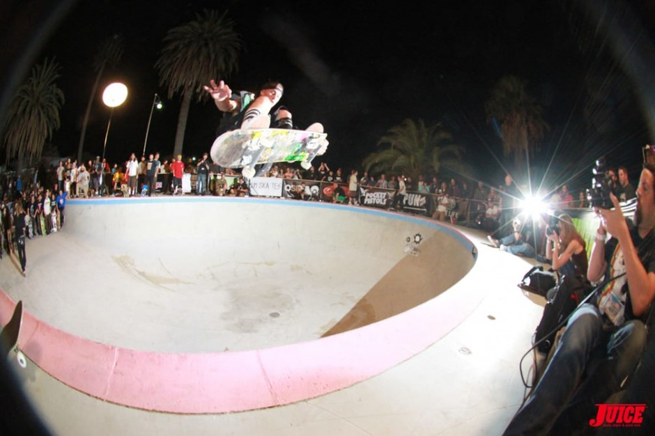 Pink Motel Frontside Blaster 10_06_2012 photo Dan Levy